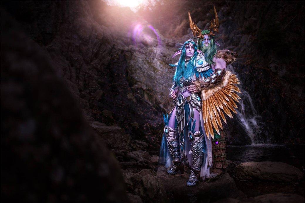 Лучший косплей по Warcraft – герои и персонажи WoW, фото косплееров | Канобу - Изображение 2378