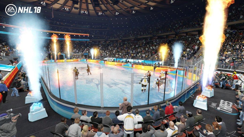 Такой хоккей нам нужен! Все, что нужно знать об NHL 18 | Канобу - Изображение 2