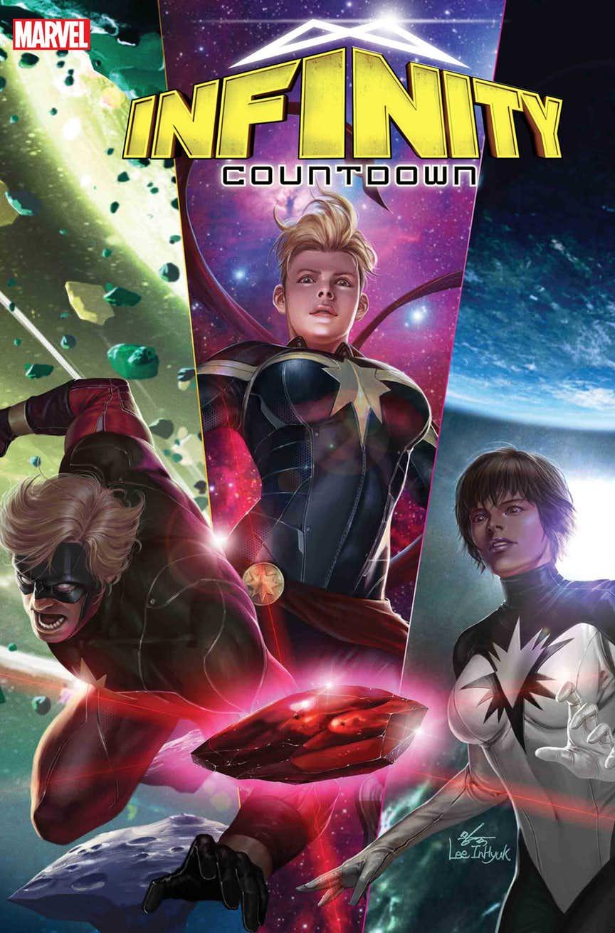 Бесконечности много небывает: Marvel анонсировала дополнительные серии кInfinity Countdown | Канобу - Изображение 1