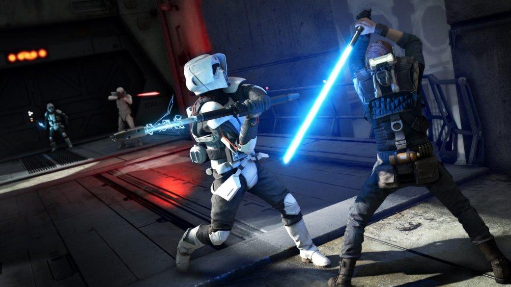 15ноября вышла Star Wars— Jedi: Fallen Order, новая игра по«Звездным войнам» отстудии Respawn, авторов Titanfall. Очень кратко рассказываем инасамых эффектных моментах изтрейлеров показываем, что это заигра ипочему она стоит вашего внимания.