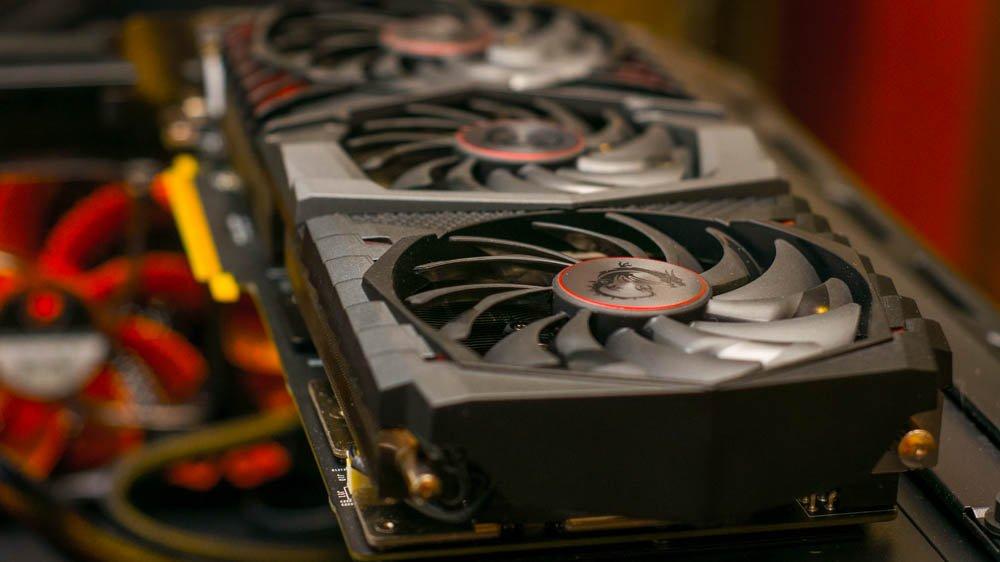 Обзор MSI GeForce GTX 1080 TiGaming XTrio— всемогущий Змей Горыныч. - Изображение 1