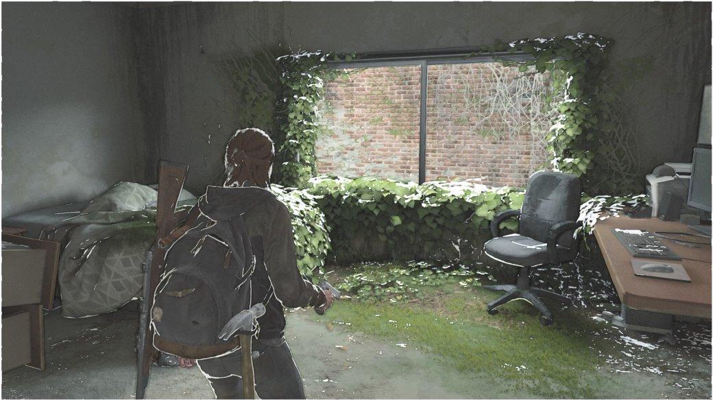 Пиксельный Джоэл имультяшная Элли. 25 кадров The Last ofUs: Part 2 сновыми графическими режимами | Канобу - Изображение 9105