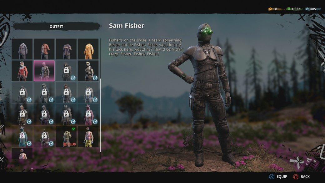 Первые 20 минут Far Cry: New Dawn и отсылка к Сэму Фишеру из Splinter Cell | Канобу - Изображение 885