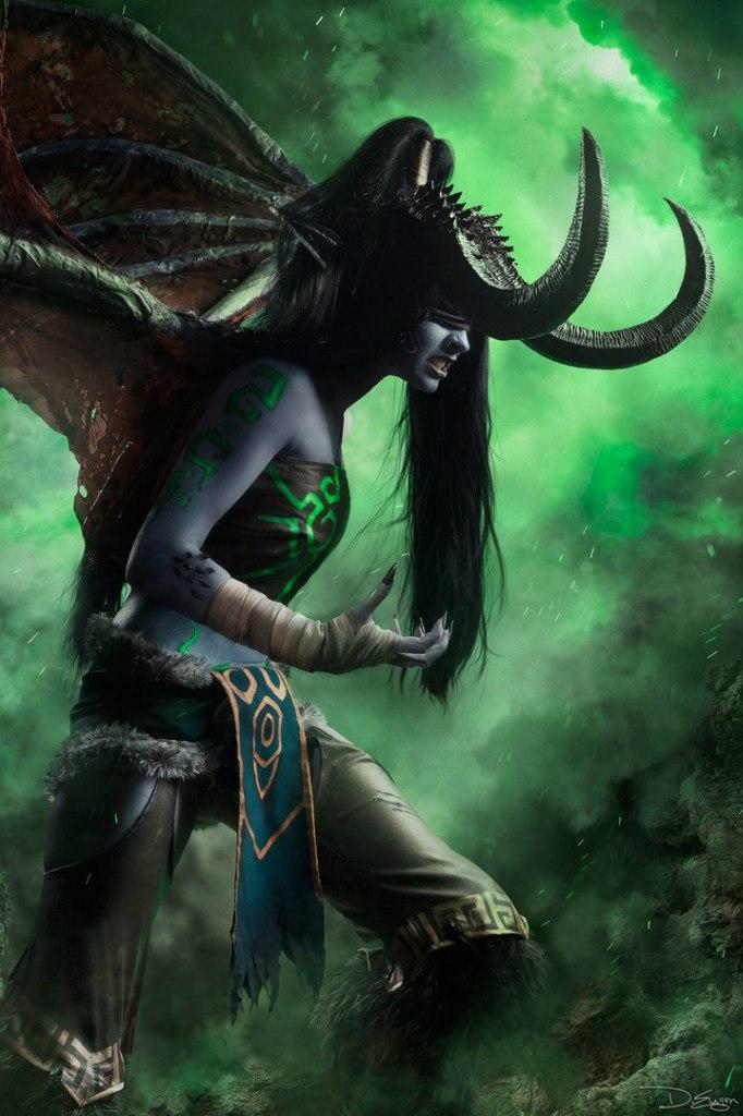 Как фанаты World ofWarcraft изразных стран мира косплеят персонажей игры. - Изображение 58