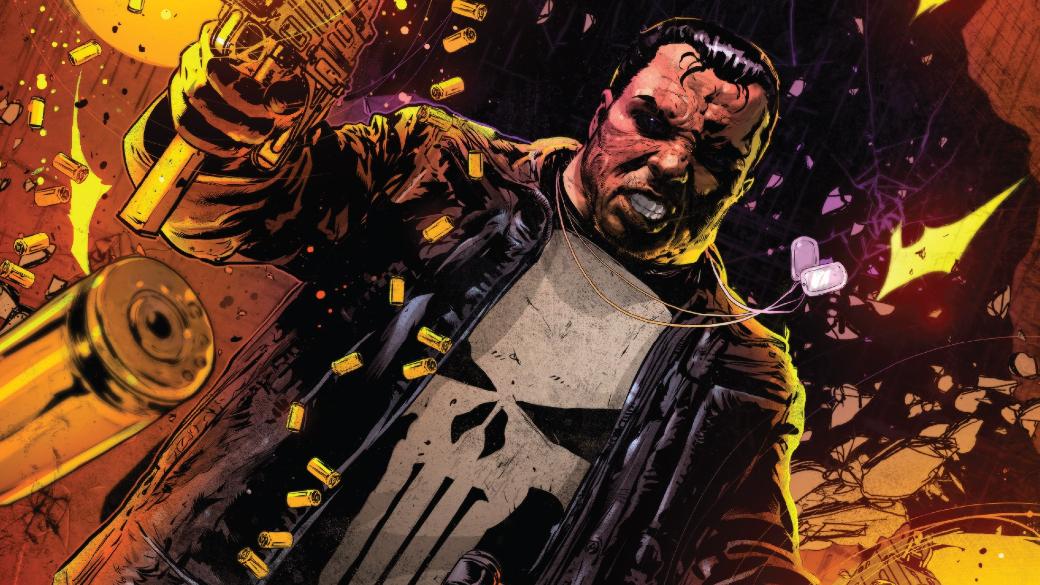 Вновом комиксе Каратель убил одного изглавных врагов Железного человека | Канобу - Изображение 6125