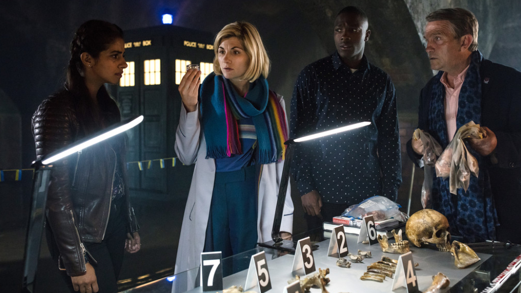Мнение оновогоднем эпизоде «Доктора Кто»: непомогло даже возвращение далеков! | Канобу - Изображение 1