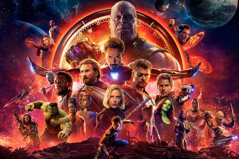 Мрачно, новстиле Marvel! Краткая рецензия на«Мстители. Война бесконечности» (без спойлеров) | Канобу - Изображение 1318