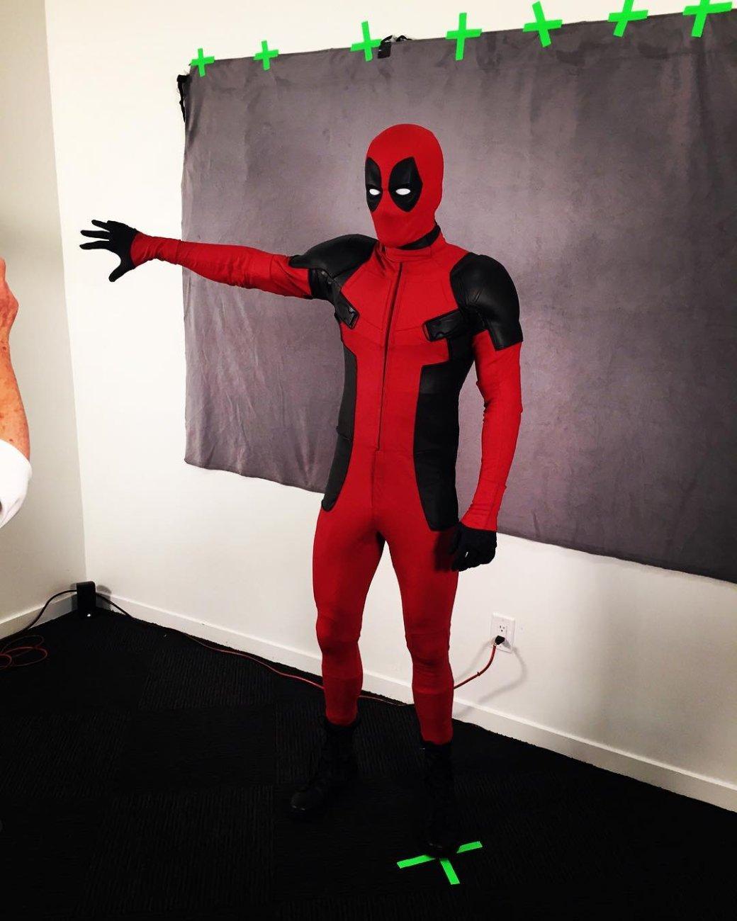 Райан Рейнольдс поделился фотографиями своей первой примерки костюма Дэдпула. - Изображение 3