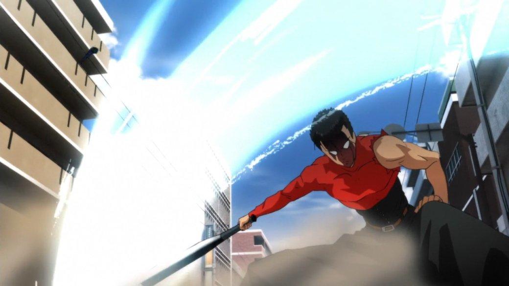 30апреля состоялась премьера 4 серии 2 сезона аниме-сериала «Ванпанчмен» (One Punch Man). Иесли предыдущий эпизод представлял собой лишь полноценное знакомство сГароу, товэтом его сюжетная линия развивается уже вполне активно, причем ипро Сайтаму никто незабыл. Получившаяся динамика несказанно радует.