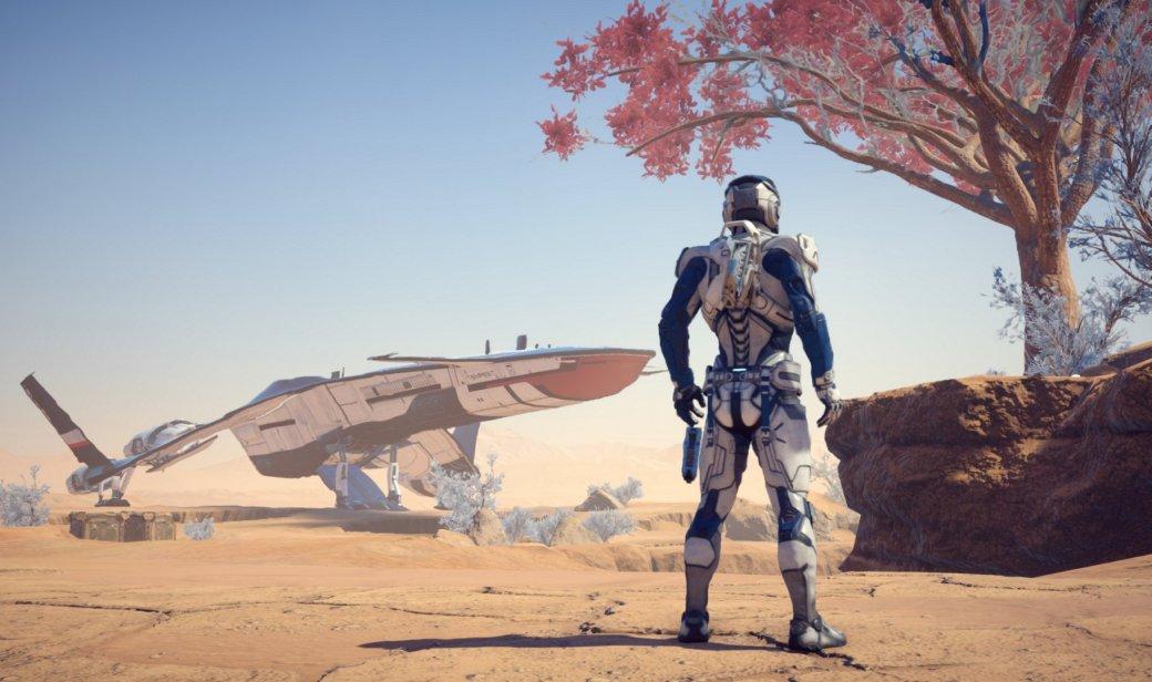 20 изумительных скриншотов Mass Effect: Andromeda. - Изображение 1