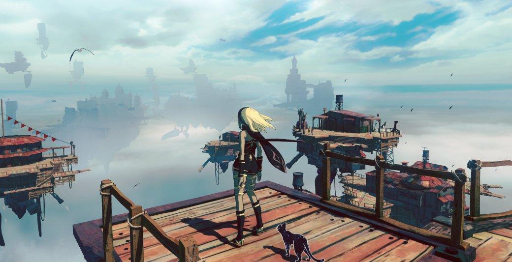 Рецензия на Gravity Rush 2 | Канобу - Изображение 9085
