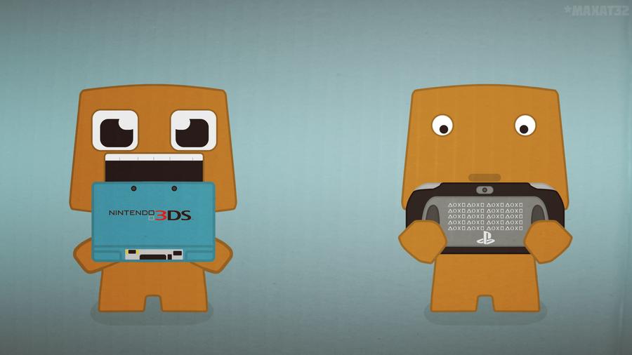 PS Vita и 3DS - эксперимент завершен.   Канобу - Изображение 1