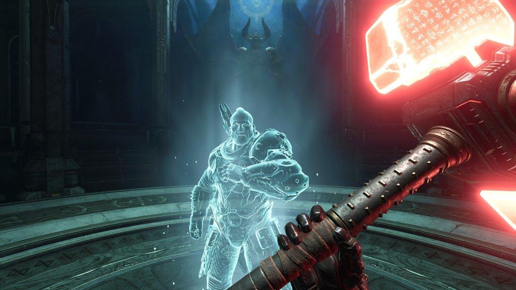 Обзор дополнения Doom Eternal: The Ancient Gods Part 2 (2021)— эпичный финал, номожно было лучше | Канобу - Изображение 9185
