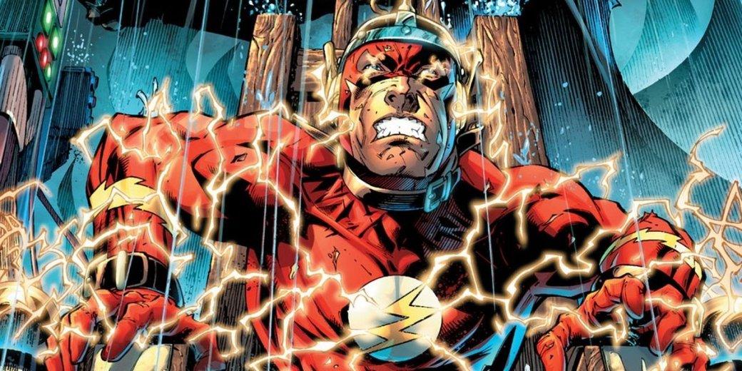 Первые подробности фильма оФлэше: киновселенную DCждет Flashpoint! | Канобу - Изображение 7236