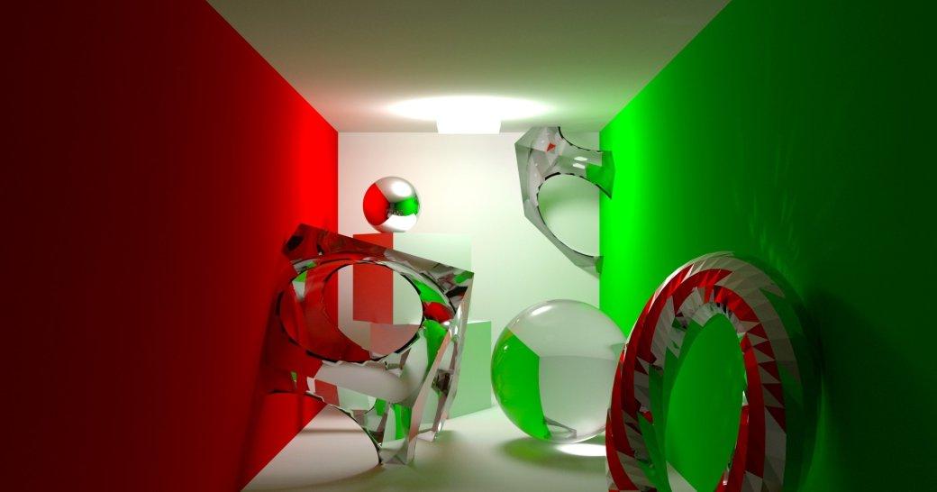 Революция вграфике? Что такое трассировка лучей вновых видеокартах Nvidia | Канобу - Изображение 2