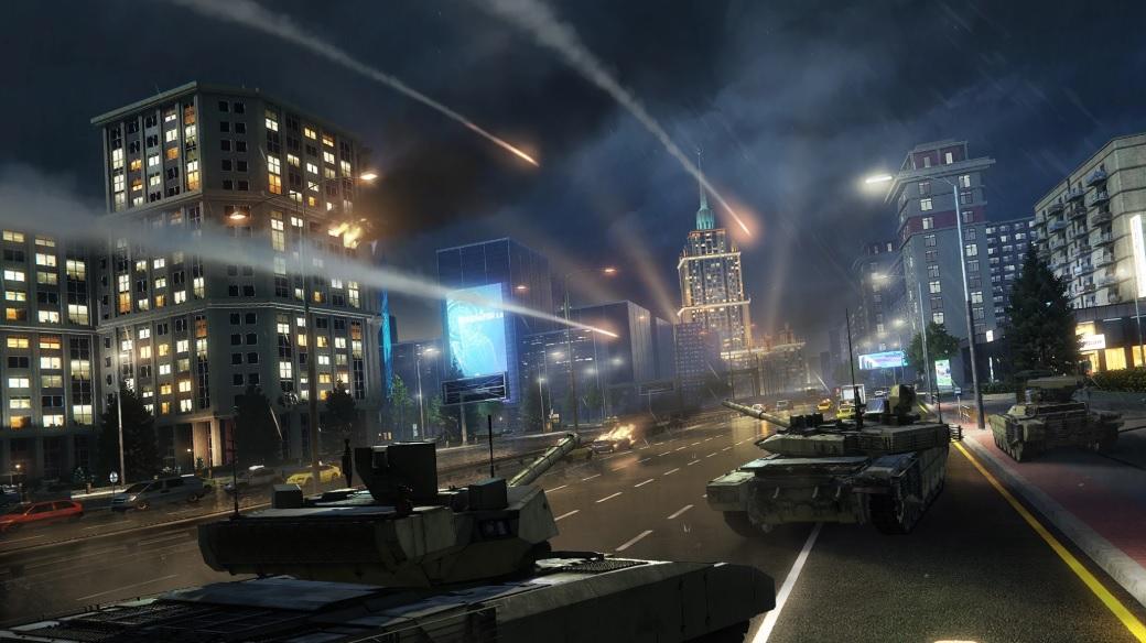 Танки в Москве! В Armored Warfare вышло обновление «Москва. Вторжение» | Канобу - Изображение 192