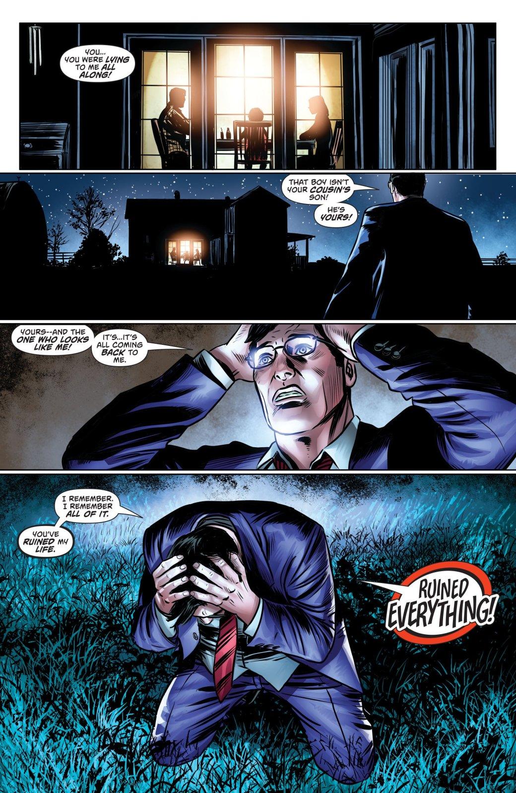 Удалось ли Лоис Лейн узнать секрет Кларка Кента? | Канобу - Изображение 2189