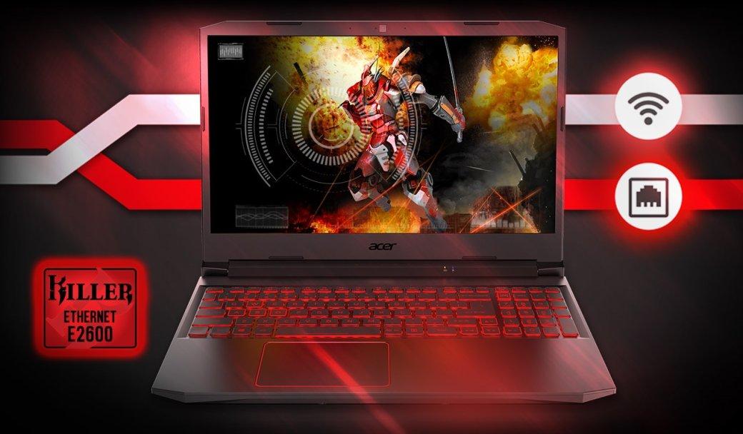 Обзор линейки ноутбуков Acer Nitro5: стильно идоступно | Канобу - Изображение 4423