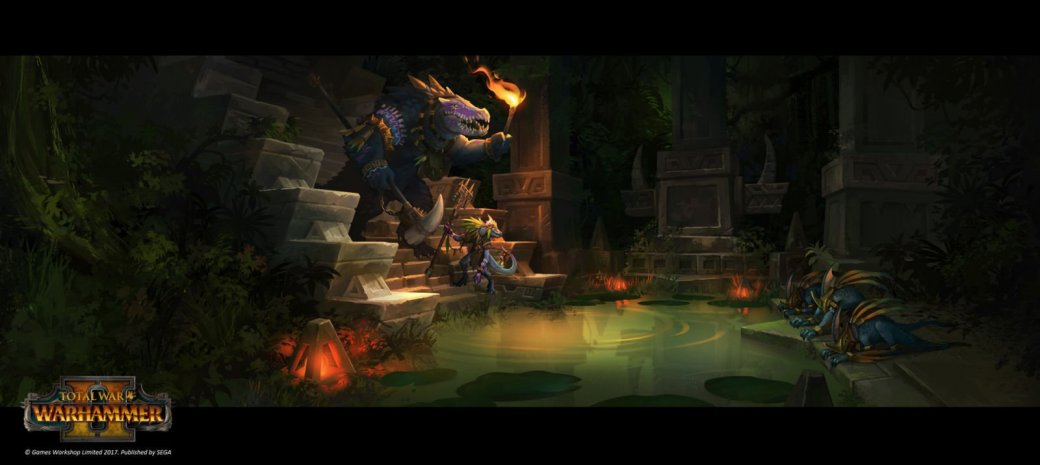 Взгляните напотрясающие концепт-арты Total War: Warhammer II. - Изображение 23