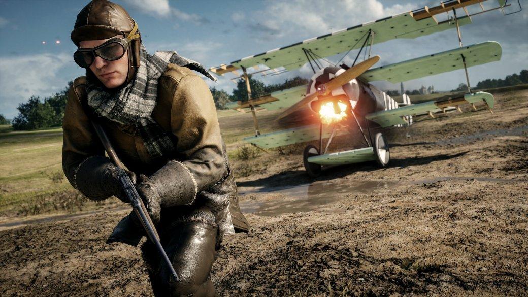 Изумительные скриншоты Battlefield 1 | Канобу - Изображение 8332