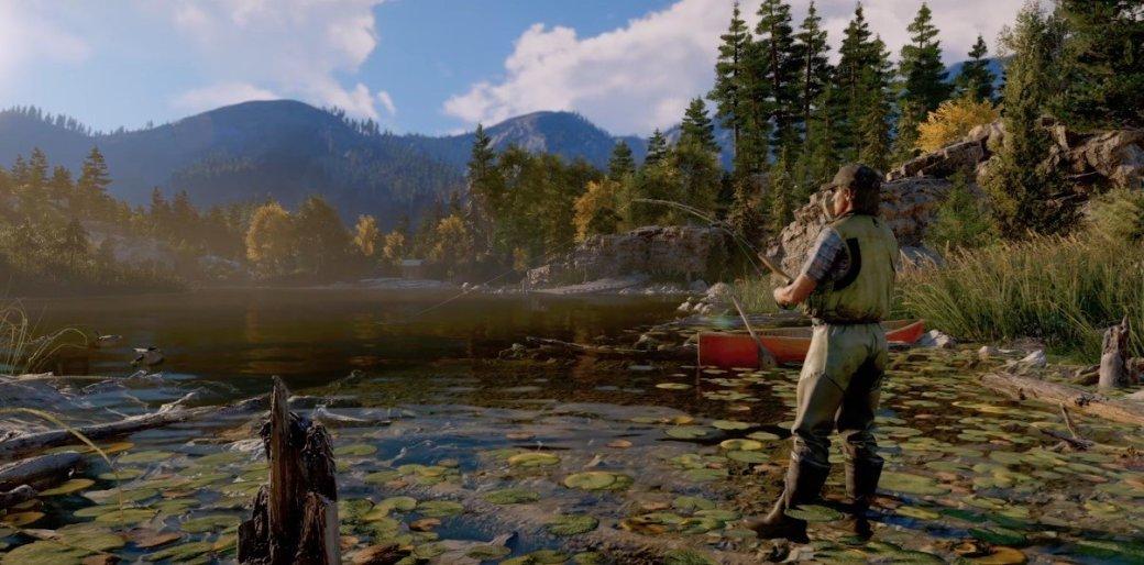Выглядит круто. Разбираем анонс Far Cry5