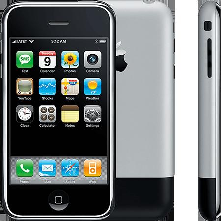 10 лет санонса iPhone 2G. Каким был первый смартфон Apple? | Канобу - Изображение 1