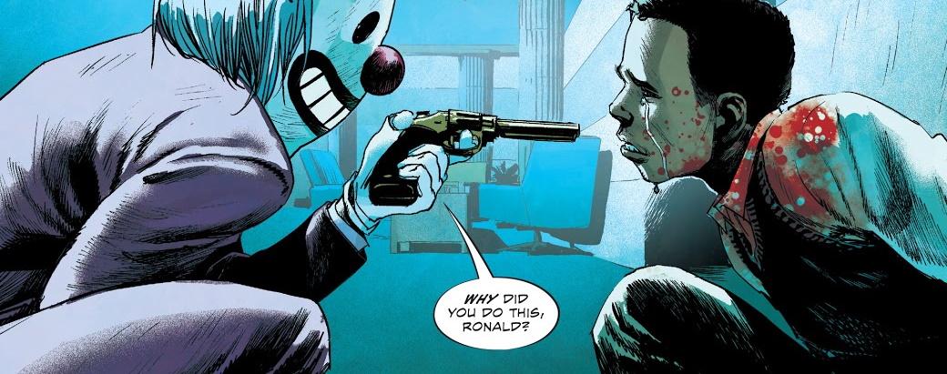 Мертвый Бэтмен изамена Харли. Лучшие ихудшие истории изюбилейного выпуска про Джокера | Канобу - Изображение 2563