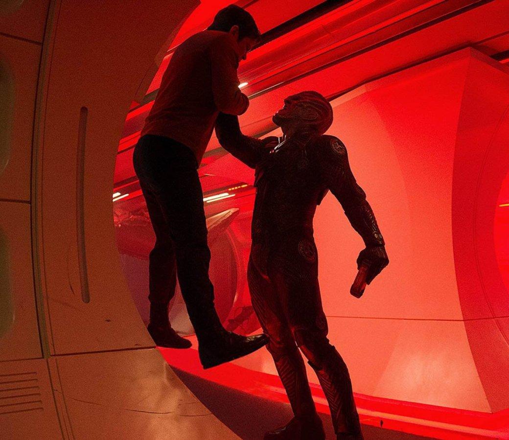Авторы Star Trek Beyond попытались представить злодея Идриса Эльбы | Канобу - Изображение 15154