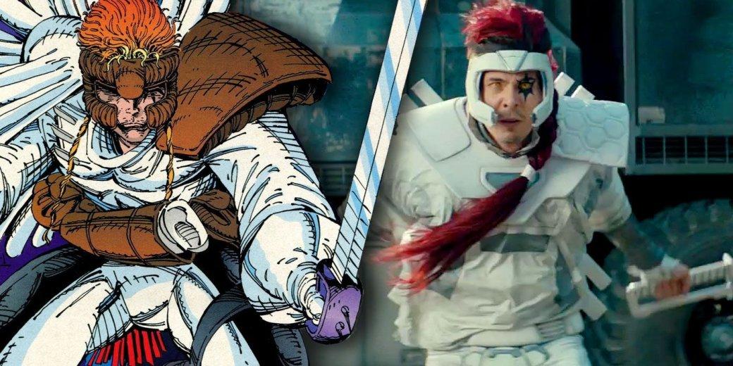 «Гладиатор» встиле «Безумного Макса»: Льюис Тан хочет спин-офф «Дэдпула2»   Канобу - Изображение 2818