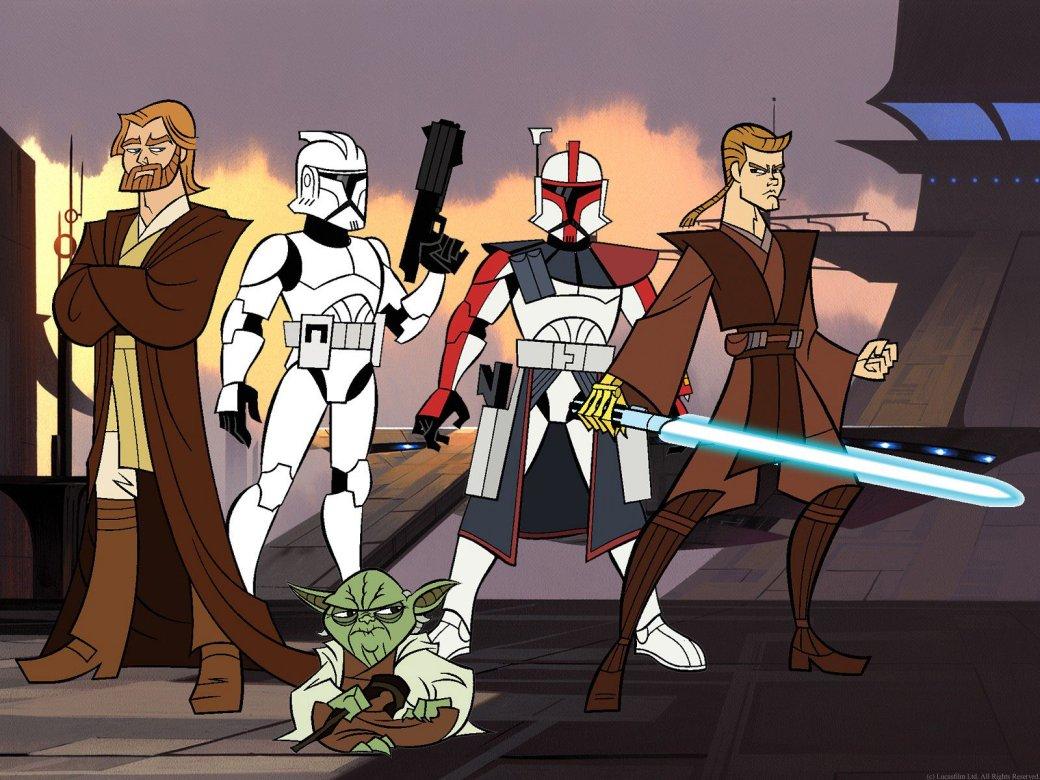Все о спин-оффах «Звездных войн» | Канобу - Изображение 2087
