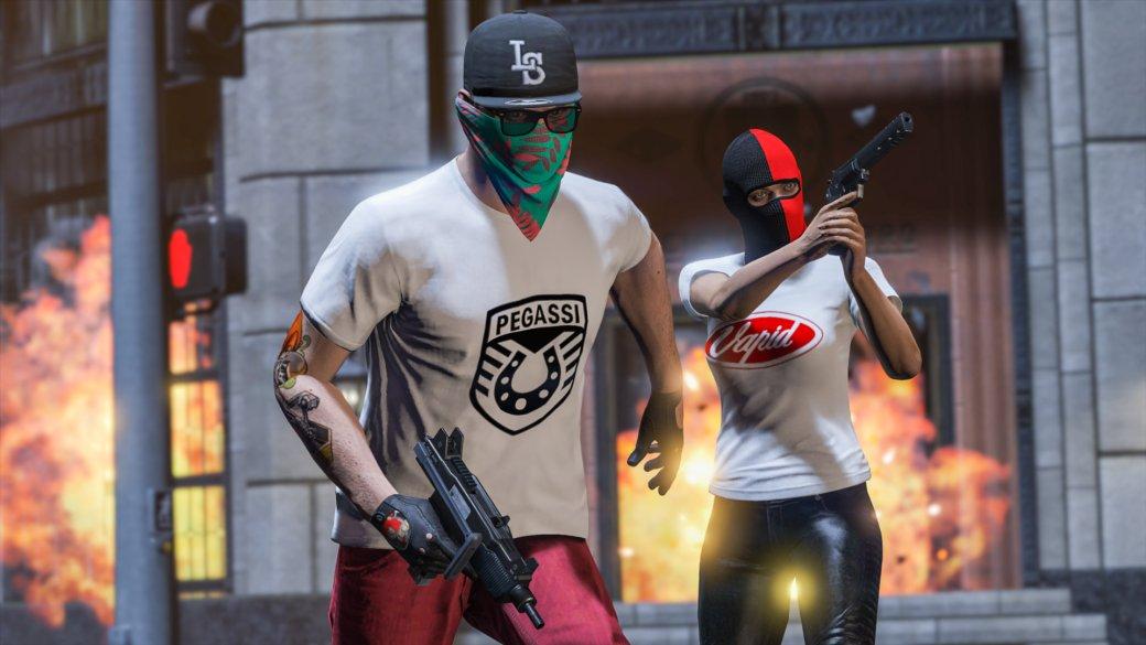 Онлайн-режим Grand Theft Auto Vпополнился новой «Битвой наарене» иновогодними подарками | Канобу - Изображение 1