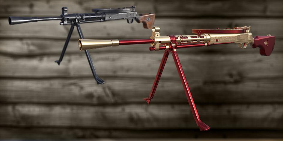 Конкурс к9мая: получи реалистичную модель пулемета Дегтярева! | Канобу - Изображение 1