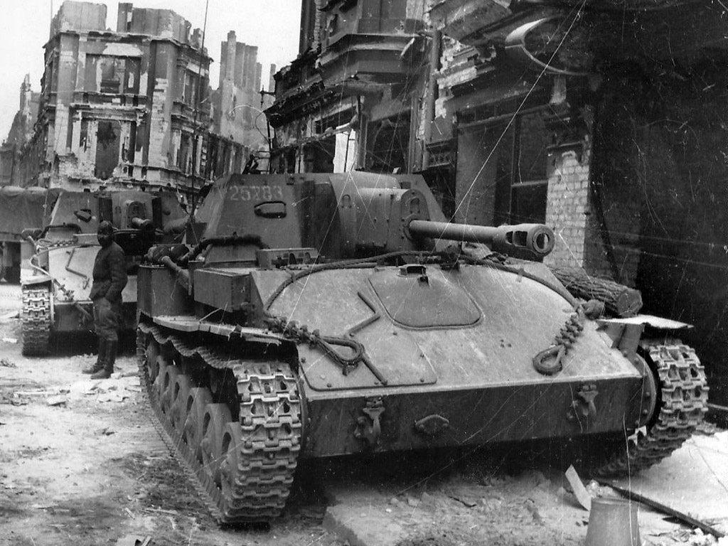 Танки и самоходные установки из World of Tanks, принимавшие участие в битве за Берлин | Канобу - Изображение 6