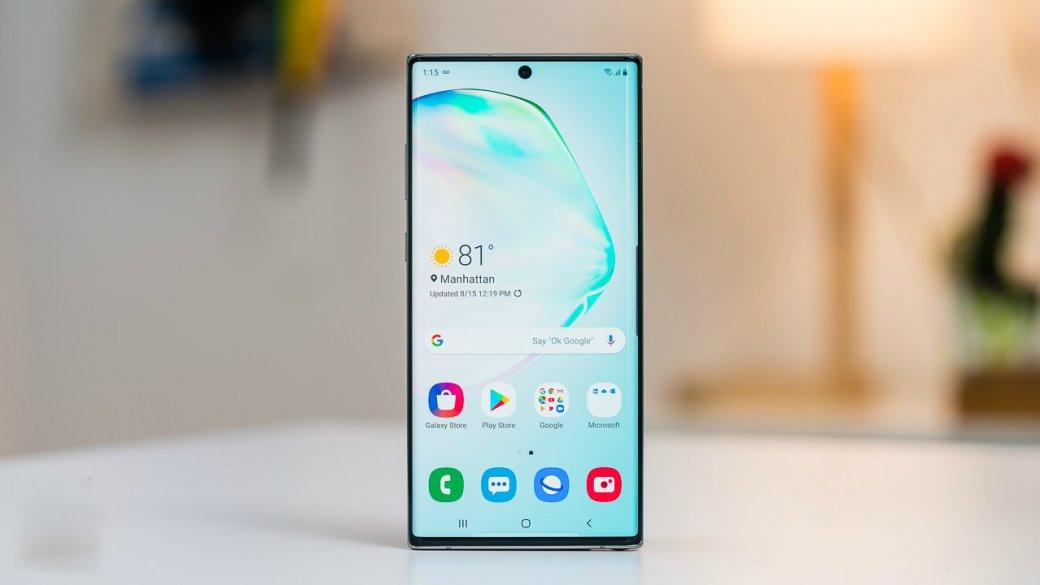 Лучшие смартфоны 2019 года - топ-20 самых мощных, красивых и крутых смартфонов в мире   Канобу - Изображение 12