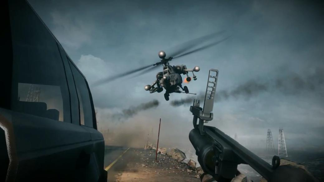 Милитари-дежавю: 11 сцен из трейлера Battlefield 4, которые мы где-то видели | Канобу - Изображение 21
