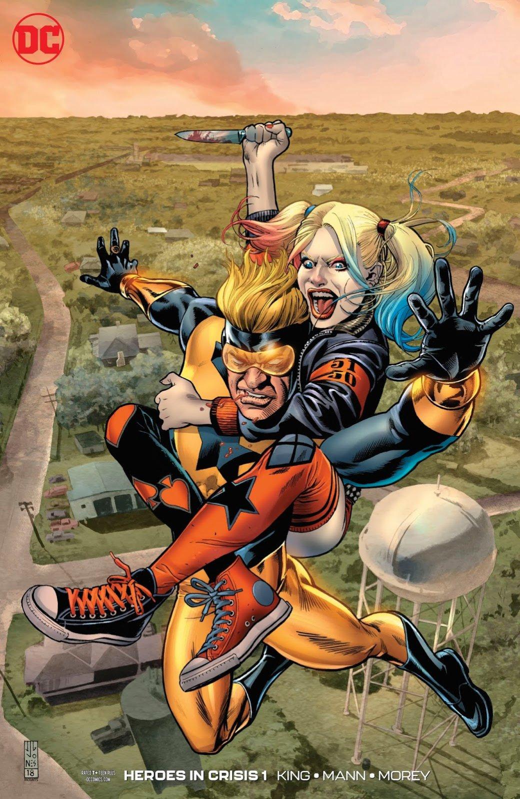 Heroes inCrisis: последствия поступков супергероев | Канобу - Изображение 954