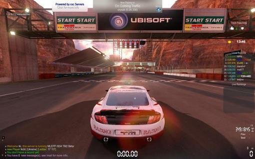 Мои впечатления о TrackMania 2 Canyon | Канобу - Изображение 1