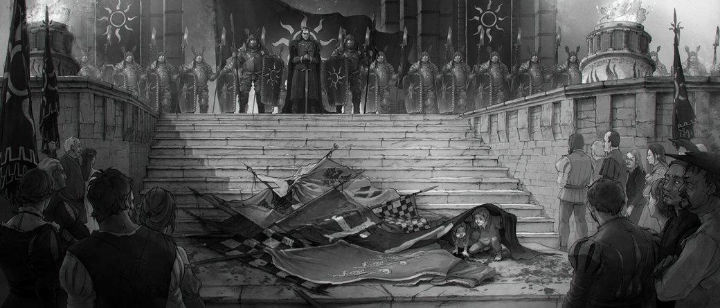 «Тактика,захват ибессилие врагов». Гайд нанового лидера Нильфгаарда вGwent | Канобу - Изображение 2073