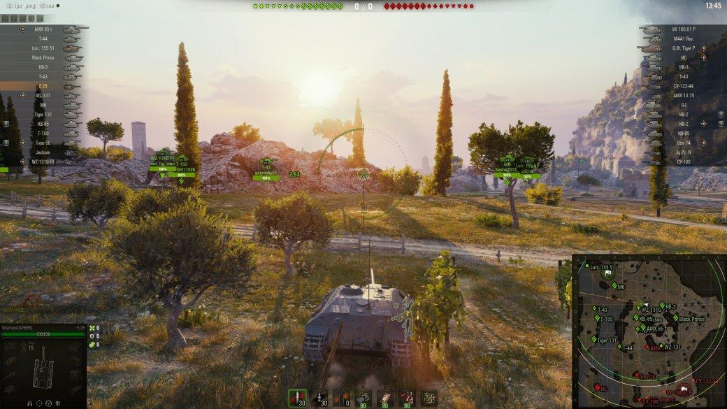 Как поднять FPS в World of Tanks 1.0 и избавиться от долгой загрузки карт | Канобу - Изображение 813