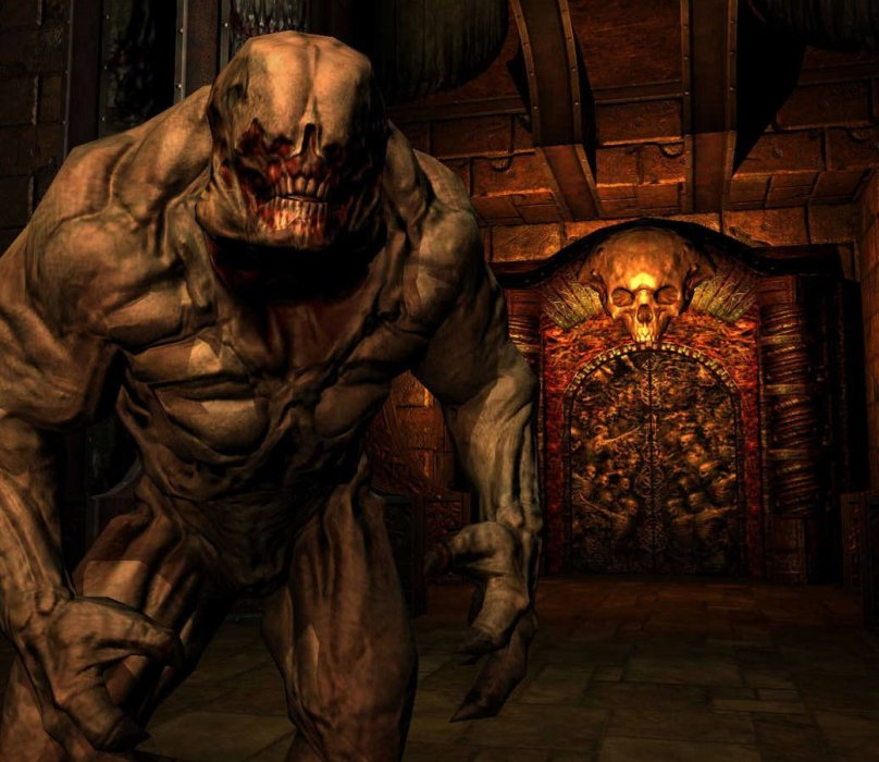 Обзор Doom 3: BFG Edition - рецензия на игру Doom 3: BFG Edition | Рецензии | Канобу