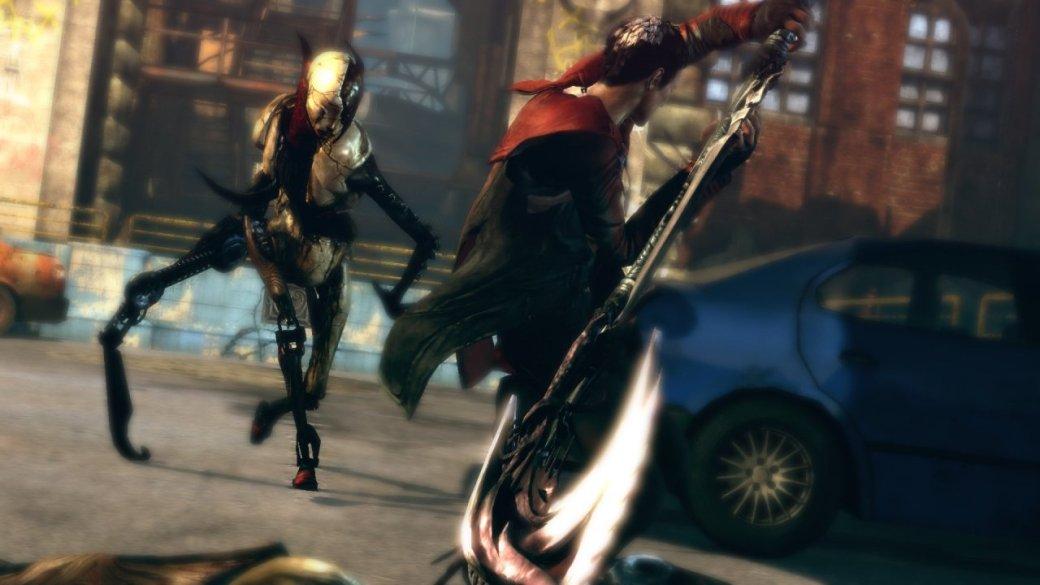 DmC: Devil May Cry. Впечатления от закрытого показа. | Канобу - Изображение 2