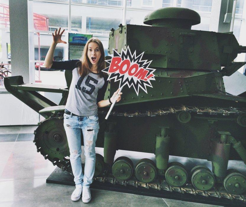 Как «Канобу» в World of Tanks Blitz играл | Канобу