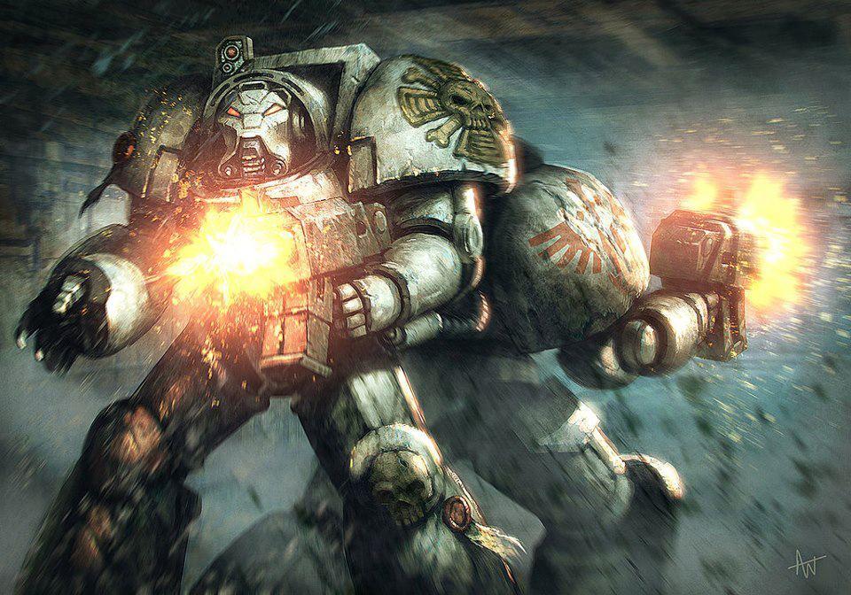 Space Hulk: Deathwing | Канобу - Изображение 2