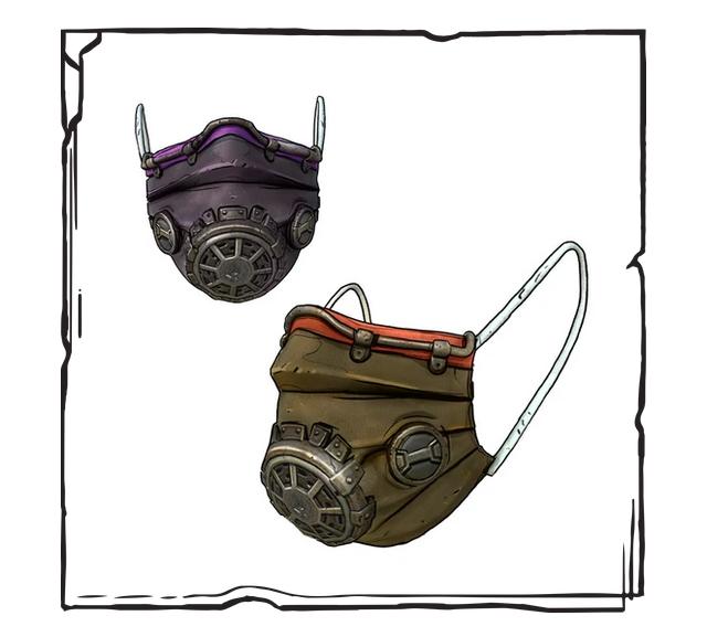 Игроки Borderlands 3 жертвуют намаски врачам. Заэто получают стильные маски вигре   Канобу - Изображение 6355