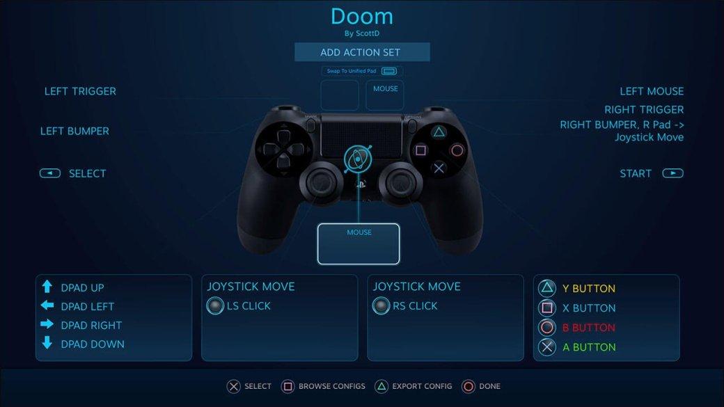 Steam добавил полную поддержку контроллера от PS4 [обновлено] | Канобу - Изображение 5350