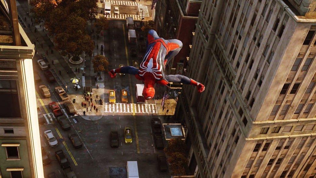 Spider-Man (2018, экшен, супергероика, PS4) - обзоры главных и лучших игр 2018   Канобу - Изображение 8232