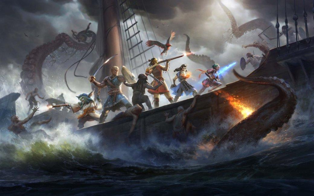Pillars of Eternity 2: Deadfire станет прямым сиквелом RPG от Obsidian | Канобу - Изображение 5199