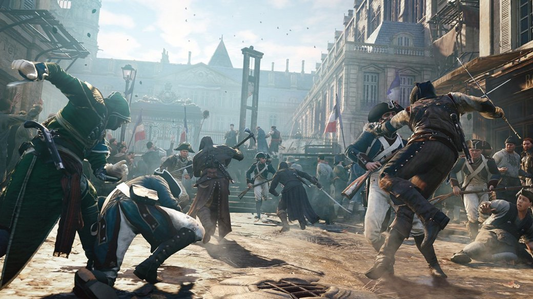 Assassin's Creed Unity. Берем? | Канобу - Изображение 5