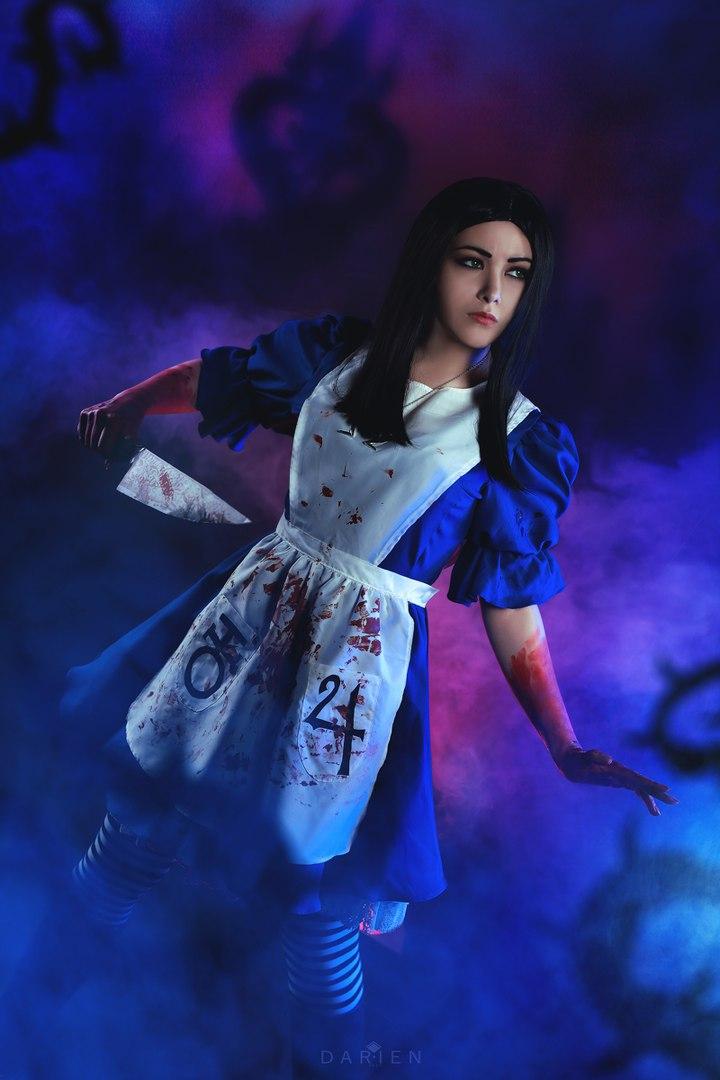 Косплей дня: Алиса Лидделл из игры Alice: Madness Returns. - Изображение 2