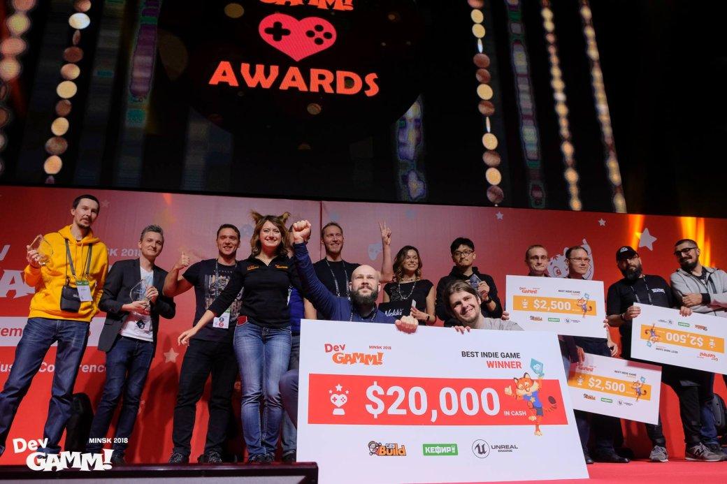 Итоги DevGAMM Minsk 2018: как прошла конференция и кто победил? | Канобу - Изображение 1407